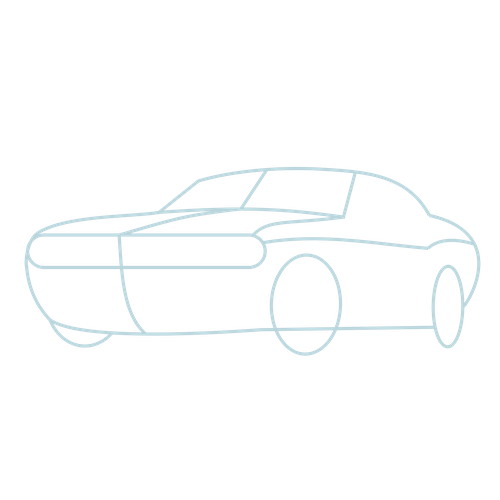How To Draw Cars: Dodge Challenger Rallye Redline : Lesson